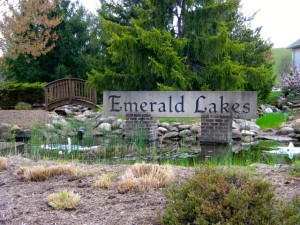 Emerald Lakes Medina Ohio Homes for Sale